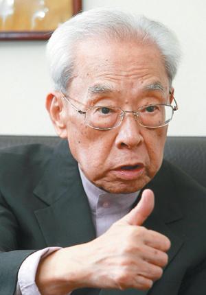 """王作荣/前""""监察院院长""""王作荣。图片来源:台湾《联合报》"""