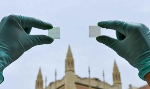 新太阳膜技术可让手机屏具备充电功能