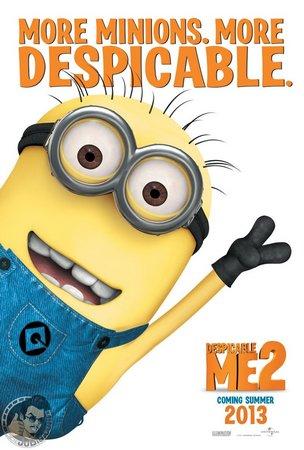 《神偷奶爸2》Despicable Me 2