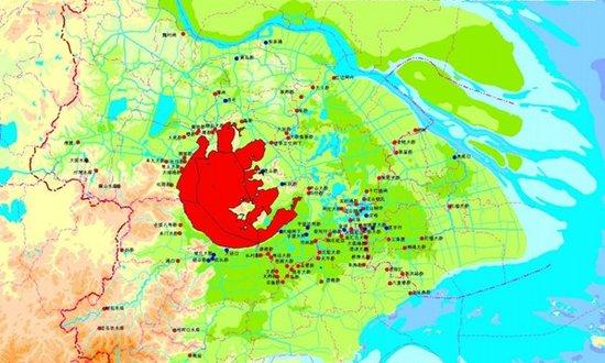 富士康被指污染太湖流域 回应称在太湖附近无工厂(图)图片