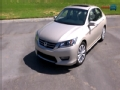 [海外试驾]2013款Honda Accord 新车测评
