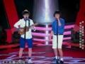 《中国好声音》蘑菇兄弟趣味改编四位导师歌曲