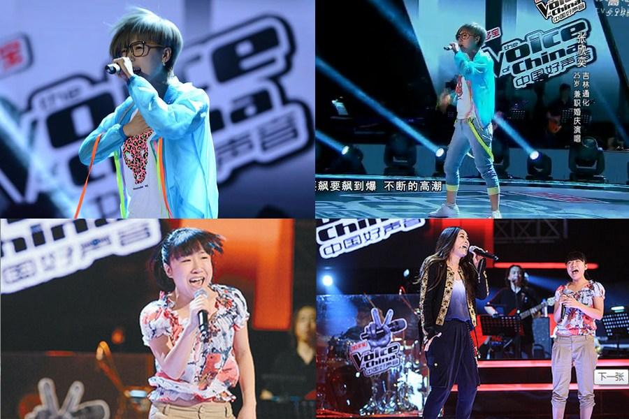 曝《中国好声音》第二季学员走红内幕 仿效第一季包装