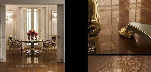 超越传统的奢华-Versace Home时尚新品Elite木纹砖