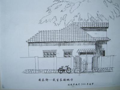 意大利建筑 钢笔手绘