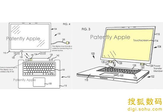盘点苹果最疯狂最具未来风格的10项技术专利