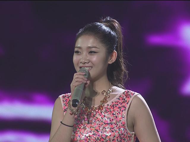 《中国梦之声片花》许明明《爱我的请举手》 - 搜狐视频