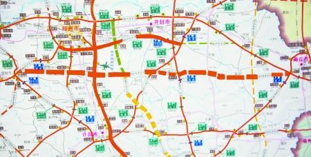 """""""井字形""""高速公路支撑航空港"""