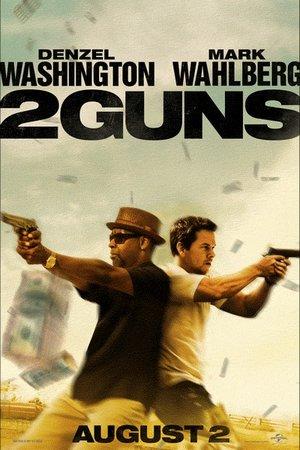 本周冠军《双龙出手》2 Guns