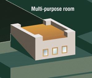 多用途房间 (图10)
