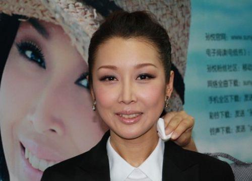 梁洛施黎姿刘涛 豪门生子后身价超10亿的女星(图)