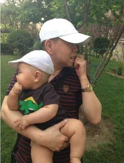 潘长江与外孙