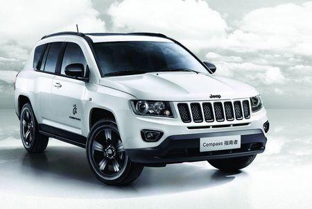 Jeep指南者与自由客蛇行珍藏版上市