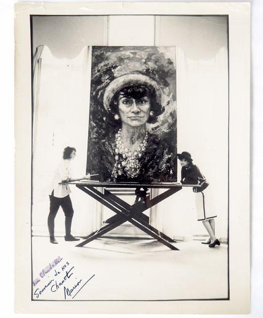 伦敦艺术学院拟举办可可·香奈儿主题画展(