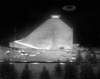 当国人还在谈垃圾焚烧则色变的时候,哥本哈根已经在着手建设把生活垃圾焚烧发电厂和滑雪场合二为一的创新项目。这个在设计比赛中荣获冠军的创意预计将在2016年成为现实。