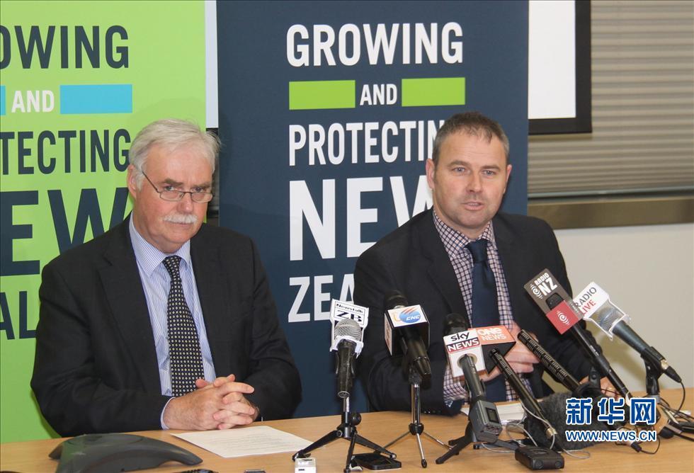 新西兰/新西兰境内已追溯到未销售的可能遭污染的婴幼儿配方奶粉(组图)