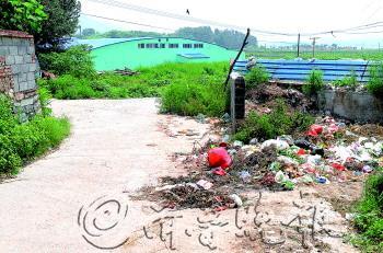 济南南部山区在哪_济南水库捞出三百吨垃圾 市民担心污染地下水-绿色频道
