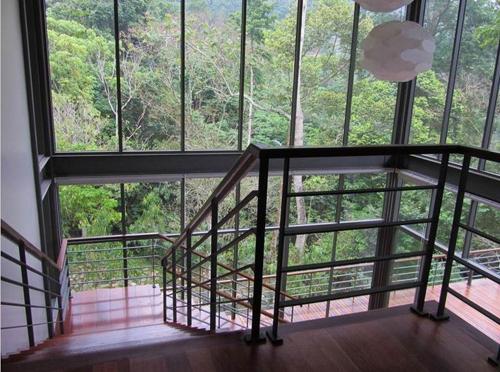 初秋出逃 窝在马来西亚树林的梦幻Deck豪宅