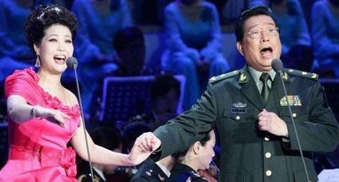 李双江与梦鸽 资料图