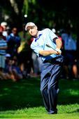 图文:美国PGA锦标赛决赛轮 福瑞克切球