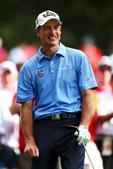 图文:美国PGA锦标赛决赛轮 福瑞克面带笑容