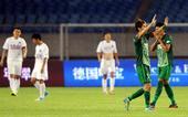 中超图:绿城1-0宏运 金东进庆祝胜利