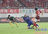 中超图:恒大3-0阿尔滨 郑智化解瓦罗必杀