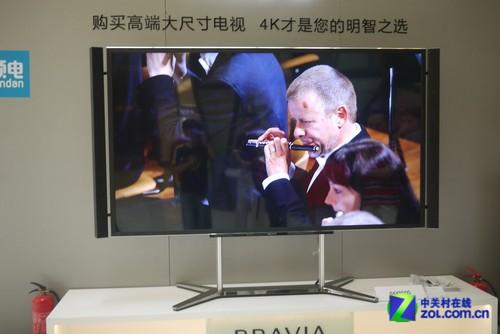 音质画质齐升级 索尼4K电视北京品鉴会