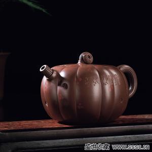 皱纹纸编茶具步骤