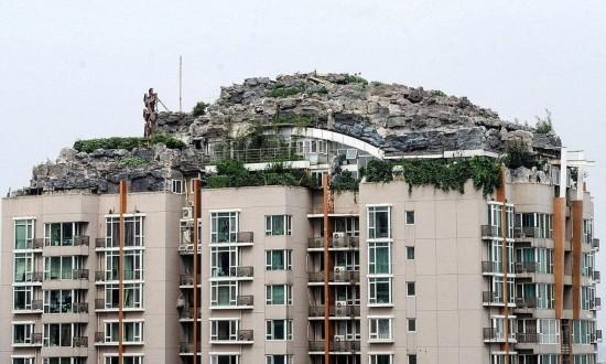 北京违建别墅细节动态楼顶(照片)微信表情头蘑菇组图包怎么下载图片