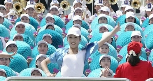 朝鲜规定主体世袭 金正恩一家被称白头山伟人 5 高清图片