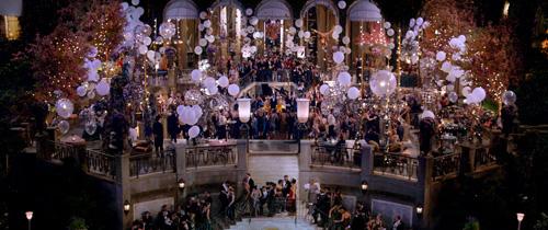电影剧照:盖茨比豪华不羁的派对