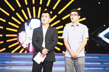 黄健翔/作为天津卫视王牌栏目,《非你莫属》一直赢得了极高的关注度。