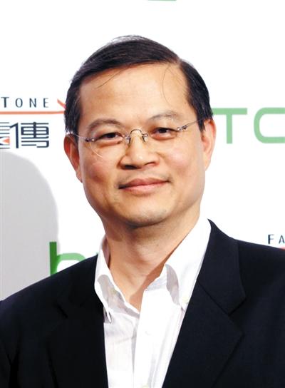 中国十大最帅总裁_董俊良兼任htc中国区总裁(组图)