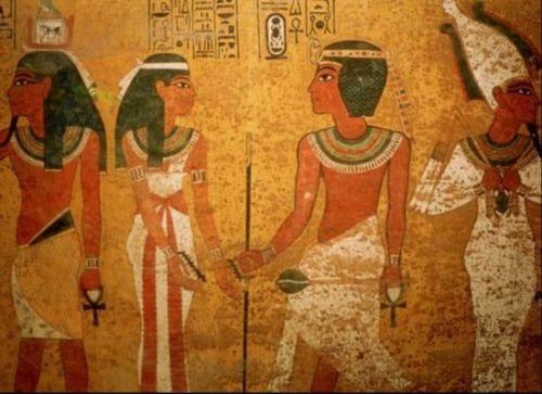 法老的诅咒 古埃及金字塔中的奇异事件图片