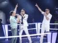 《中国好声音-第二季那英团队精编》第六期 毅光年VS声音乐团《没离开过》