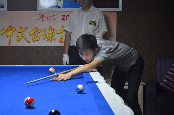 BSA全国中式台球排名赛河南站16强名单已经出炉,张广豪、于庭、图片