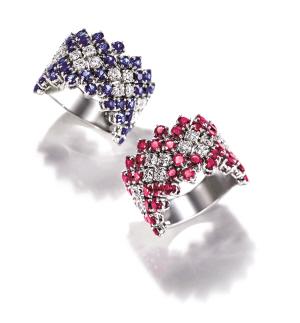 TASAKI 钻石戒指