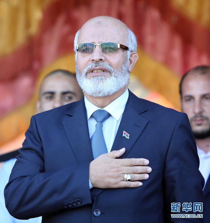 利比亚内政部长辞职