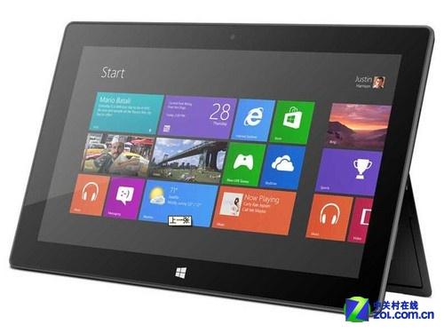冰点价送贴膜 微软Surface RT仅1799元