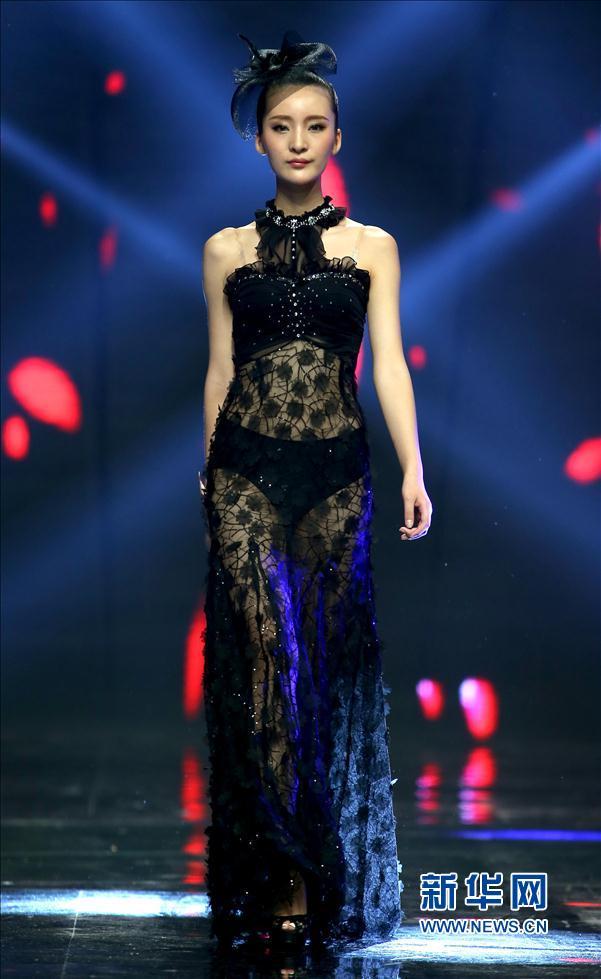 中国内衣模特大赛结果揭晓(高清)