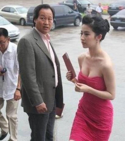 刘亦菲与陈金飞