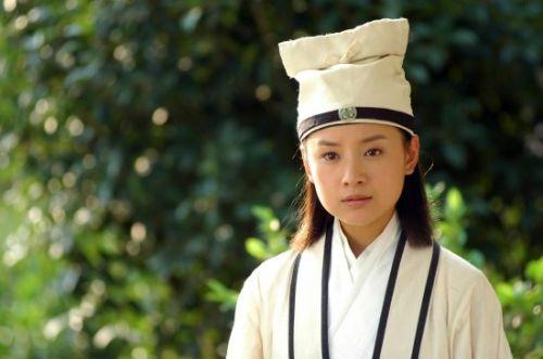 刘亦菲/金粉世家天若有情再到还君明珠和祝英台,变的只是发型和衣服!