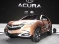 [海外新车]Acura首发冲击 新概念车SUV-X