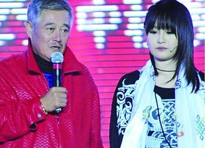 潘长江女儿对决赵本山女儿(组图)