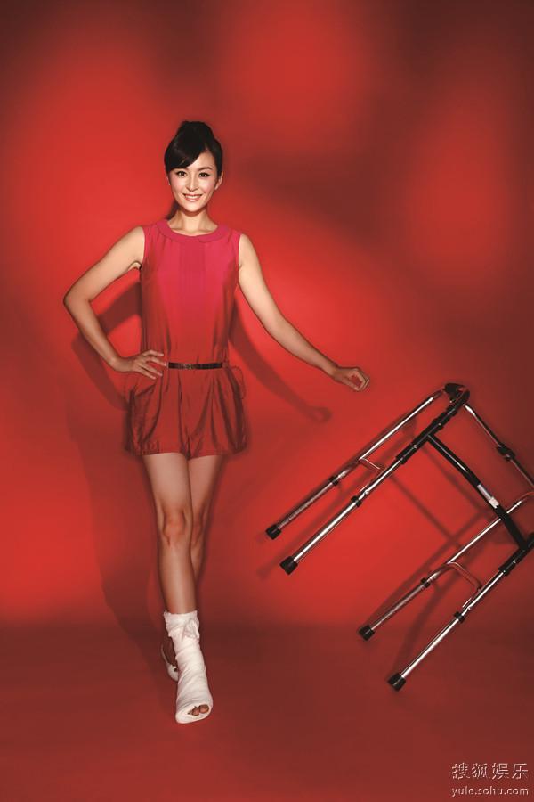 正在湖南卫视热播,除在剧中饰演金牡丹外,戴娇倩还要分身扮演赵丽颖图片