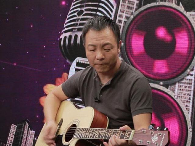 许巍纯吉他版--《世外桃源》