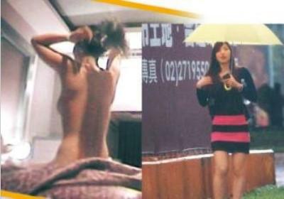 """24岁的""""kana""""在韩国为车展女郎,但因""""生意不好做"""",她与几个车模来台赚外快。kana身高约170公分,拥有E罩杯,身材修长,由于外型亮丽,一个下午4小时就连赶5间汽车旅馆。"""