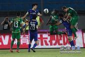 中超图:国安4-0阿尔滨 格隆进球瞬间