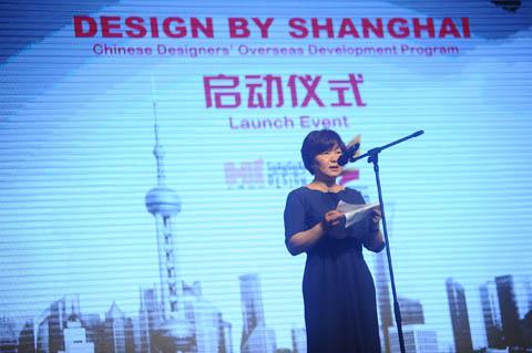 上海服装设计协会副会长、上海时装周组委会副秘书长吕晓磊女士